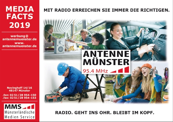 Media Facts Antenne Münster